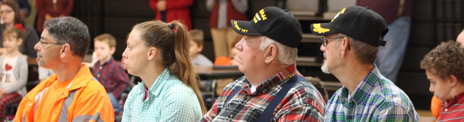Veterans from our community